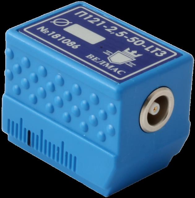 Ультразвуковой преобразователь П121-2,5-50-LT3