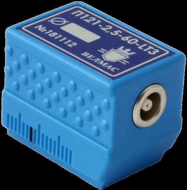Ультразвуковой преобразователь П121-2,5-60-LT3