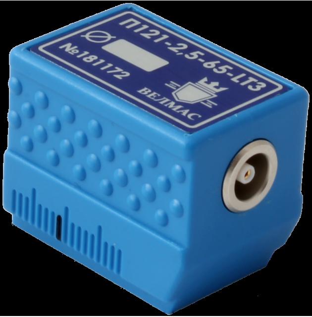 Ультразвуковой преобразователь П121-2,5-65-LT3